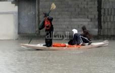 Jan 9 2013 Rescue of 40 families in Rafah - Photo via paldf