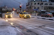 Jan 9 2013 - Snow in Bethlehem - Photo by WAFA 11
