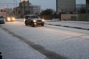 Jan 9 2013 - Snow in Bethlehem - Photo by WAFA