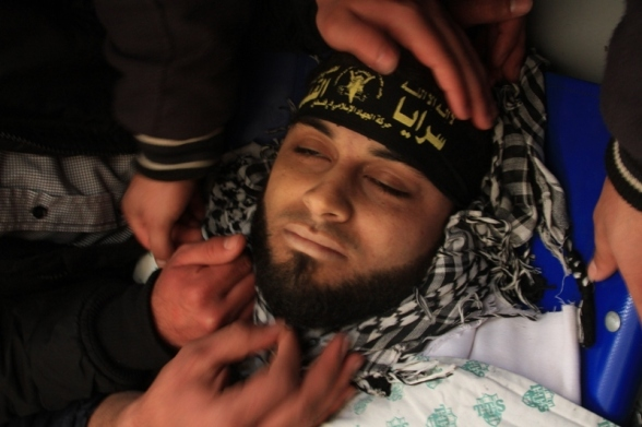 Mujahid Ibrahim Jamil Harazin 6