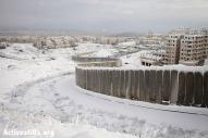 Shufat Pisgat Zeev settlement - Photo by ActiveStills