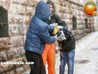 Snow in Palestine - Snow in Jerusalem Photo via QudsMedia - 39