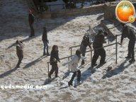 Snow in Palestine - Snow in Jerusalem Photo via QudsMedia - 42