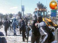 Snow in Palestine - Snow in Jerusalem Photo via QudsMedia - 44