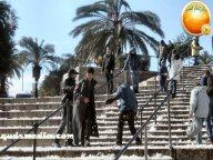 Snow in Palestine - Snow in Jerusalem Photo via QudsMedia - 54