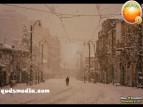 Snow in Palestine - Snow in Jerusalem Photo via QudsMedia - 6