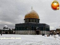 Snow in Palestine - Snow in Jerusalem Photo via QudsMedia - 63