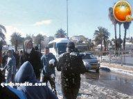 Snow in Palestine - Snow in Jerusalem Photo via QudsMedia - 64
