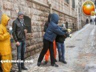 Snow in Palestine - Snow in Jerusalem Photo via QudsMedia - 66