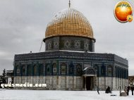 Snow in Palestine - Snow in Jerusalem Photo via QudsMedia - 72