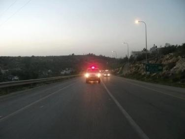 Transfer of the body of Arafat Jaradat, Feb. 24, 2013 Photo by Mohammad Khaled Awad