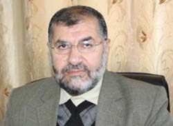 Palestinian Legislative Council member, Fathi Qraawi.