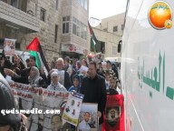 Febr 15 2013 March in solidarity with Samer Issawi Issawiya - Photo by Quds Media 7
