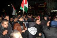 Febr 23 2013 Protest in Ramallah over death after torture of Arafat Jaradat - Photo by Raya 13