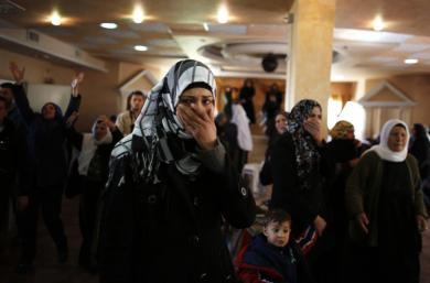 Febr 25 2013 Funeral Arafat Jaradat tortured to death by Israel - Photo by Ammar Awad 3