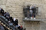 Febr 25 2013 Funeral Arafat Jaradat tortured to death by Israel - Photo by Ammar Awad 5