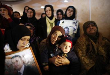 Febr 25 2013 Funeral Arafat Jaradat tortured to death by Israel - Photo by Ammar Awad