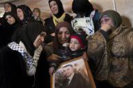 Febr 25 2013 Funeral Arafat Jaradat tortured to death by Israel - Photo by Bernat Aramangue