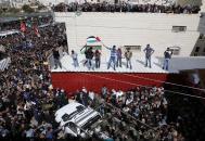 Febr 25 2013 Funeral Arafat Jaradat tortured to death by Israel - Photo by Darren Whiteside 3