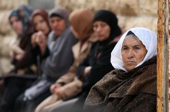 Febr 25 2013 Funeral Arafat Jaradat tortured to death by Israel - Photo by Hazem Bader - 3