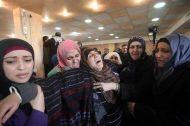 Febr 25 2013 Funeral Arafat Jaradat tortured to death by Israel - Photo by Hazem Bader