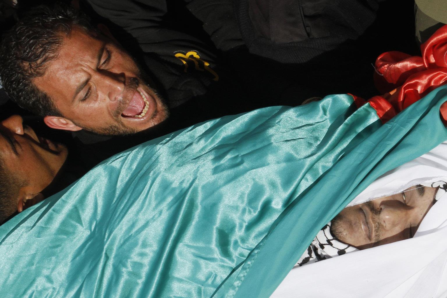 Yasser Arafats Body Exhumed