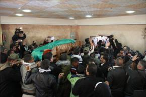 Febr 25 2013 Funeral Arafat Jaradat tortured to death by Israel - Photo by Raya 3