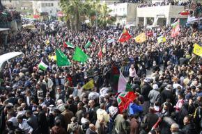 Febr 25 2013 Funeral Arafat Jaradat tortured to death by Israel - Photo by Raya 6