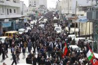 Febr 25 2013 Funeral Arafat Jaradat tortured to death by Israel - Photo by Raya 9