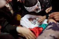Febr 25 2013 Funeral Arafat Jaradat tortured to death by Israel - Photo by Uriel Ziv 1