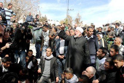 Febr 25 2013 Funeral Arafat Jaradat tortured to death by Israel - Photo by WAFA 10