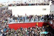 Febr 25 2013 Funeral Arafat Jaradat tortured to death by Israel - Photo by Wafa 2
