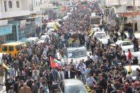 Febr 25 2013 Funeral Arafat Jaradat tortured to death by Israel - Photo by WAFA 9