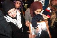 Febr 25 2013 Funeral Arafat Jaradat tortured to death by Israel - Photo by WAFA