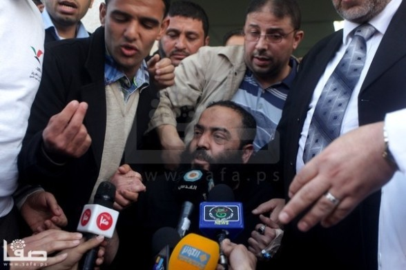 Febr 7 2013 - Release Rikhawi Gaza - Photo by Safa view_1360263356