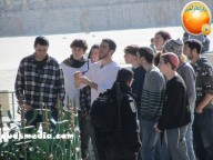 Febr 7 2013 Settlers and armed forces desecrate al-Aqsa Mosque - Photo by QudsMedia 27