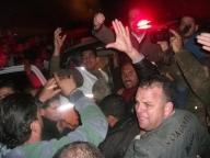 Transfer of the body of Arafat Jaradat - Feb 24 2013 Photo by Mohammed Khaled Awad
