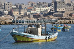 Palestinian fishers are hit hard by the Israeli blockade on Gaza. Photo: Emad Badwan/IPS