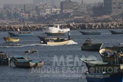 Gaza has been under an Israeli blockade since 2006