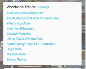 #issawi4palestine Trending on Feb17