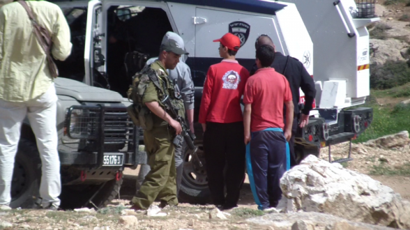 March 15 2013 Arrest 3 child shepherds 12