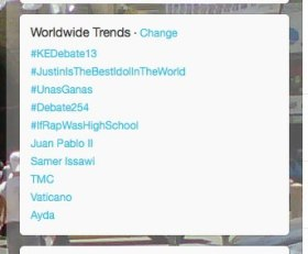 samer issawi Trending on Feb 12