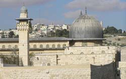 Al-Aqsa Foundation say the 'Sharansky Proposal' is a part of a plan to completely judaise the whole area.