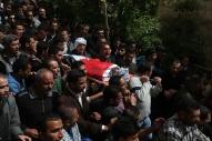 April 4 2013 Funeral of shuhada in Tulkarem Photo by PalToday 7