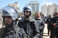 April 4 2013 Military Funeral for Abu Hamdiya in Gaza - Photo by PalToday - Photo 5