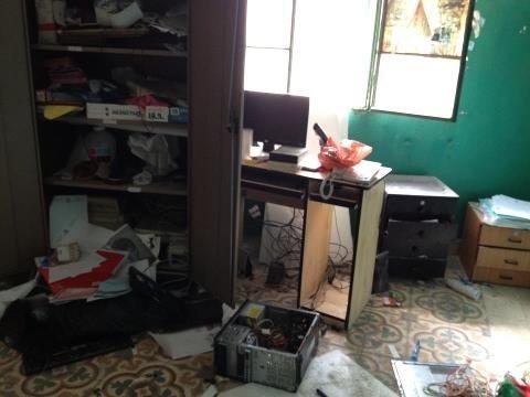 Destruction of Burin Cultural Centre