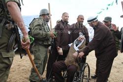 Motaz Abeedo, 32 was shot by an Israeli soldier.