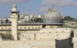 Worshippers attacked at al-Aqsa