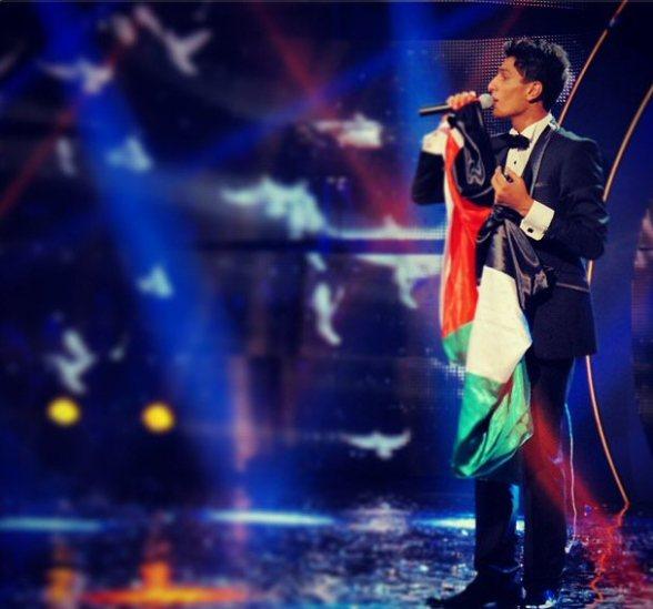 Vote for Mohammed Assaf – Arab Idol 2013!