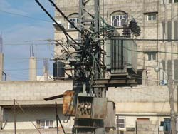 Israel to cut electricity supply to West Bank.